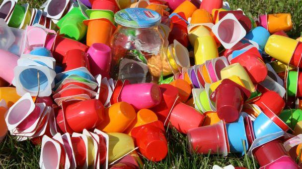 Zber vytriedeného odpadu vo vreciach