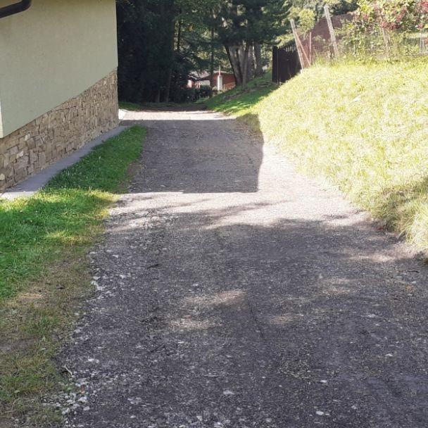 Cesta Vápeník