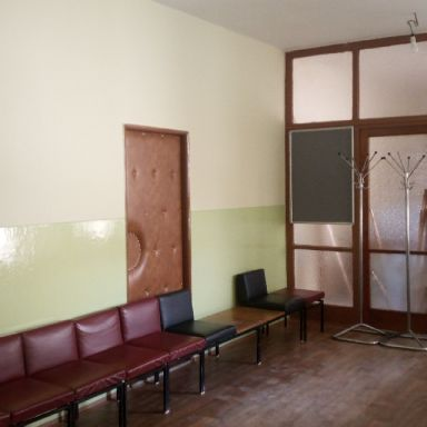Zdravotné stredisko v septembri