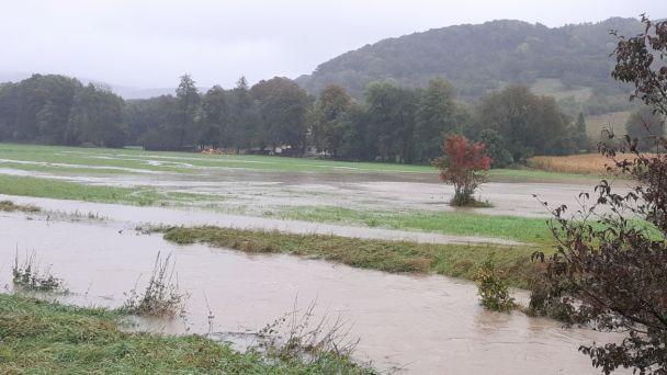 Povodňová aktivita