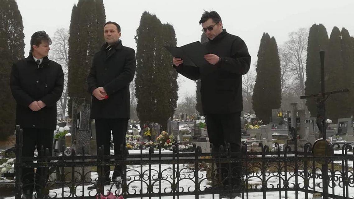 Spomienka na významnú rodáčku - Johanku Hrebendovú Bórikovú