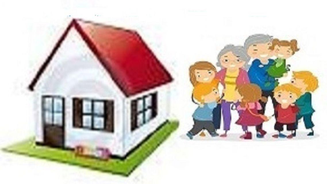 Počet domov, obyvateľov a iné informácie