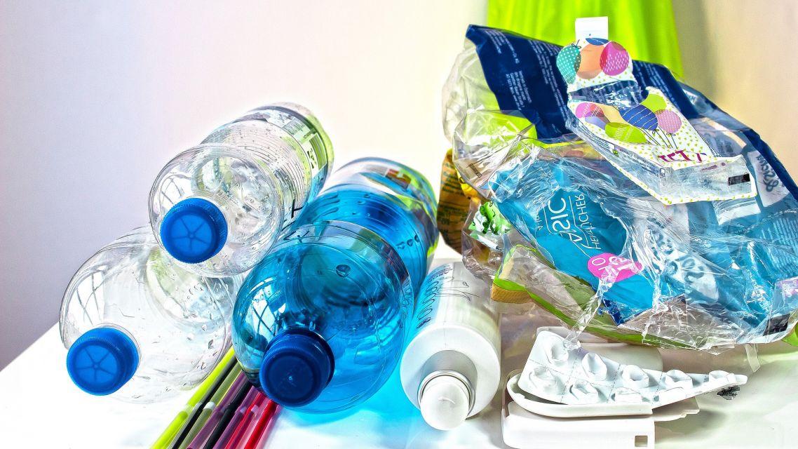 Zber vytriedených odpadov