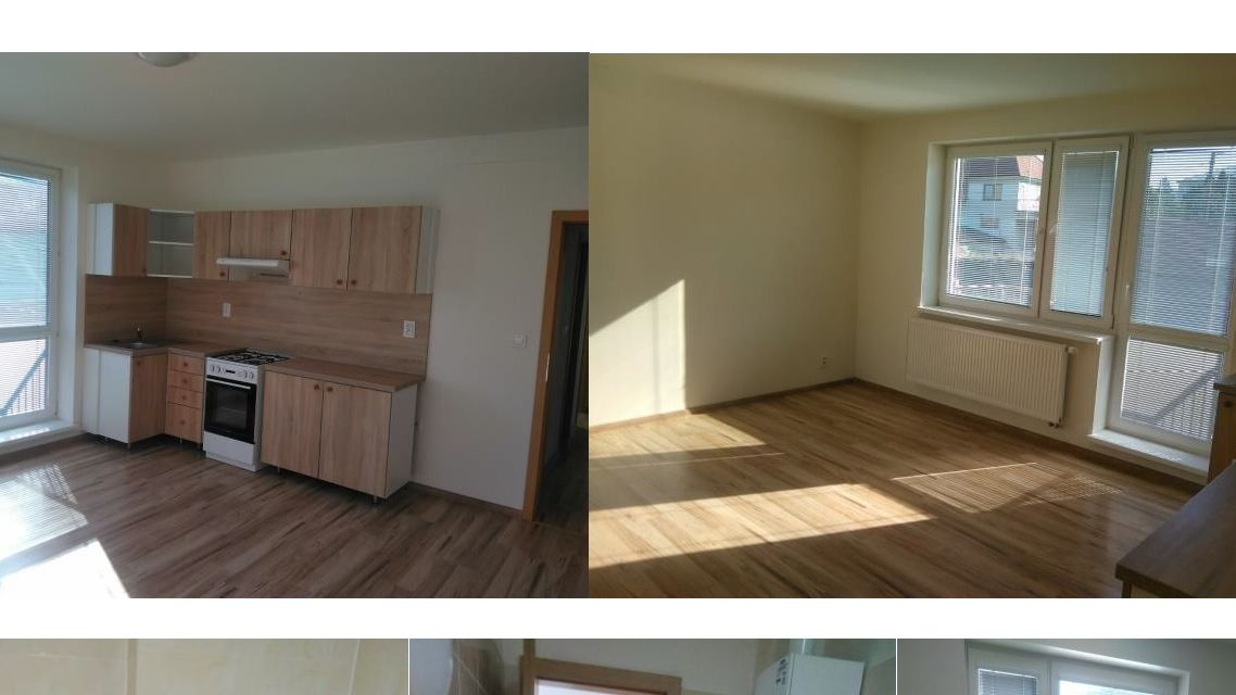 Ponuka prenájmu bytu v bytovom dome obce